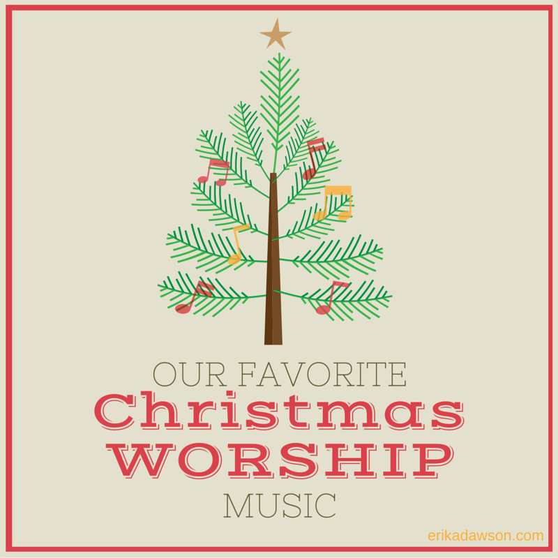 a GREAT list of Christmas WORSHIP music!