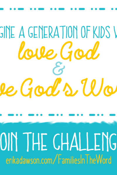 Families in the Word
