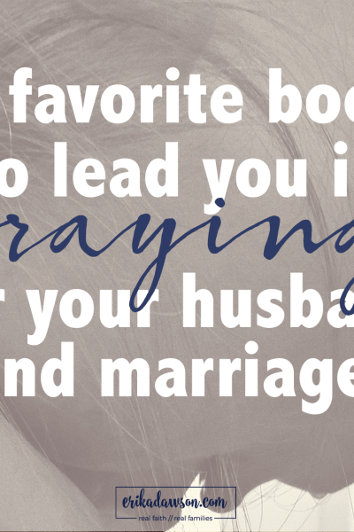 Praying for your Marriage :: Recommended Books