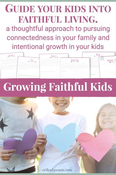 Goal Setting for Moms :: Nurturing Growth in our Kids