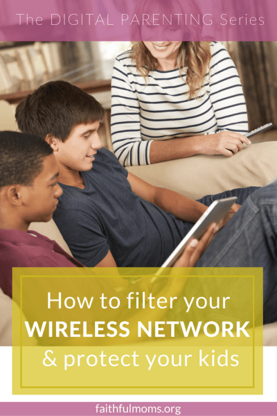 Step-by-step guide to best ways to filter & secure your WiFi network at home