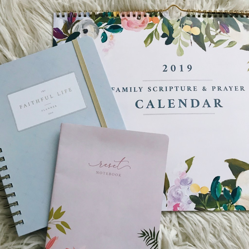 LOVE these NEW products from Faithful Moms for Nurturing Faith + Faithfulness in our hearts and homes