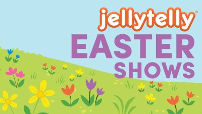 great Christ Centered Easter shows for kids
