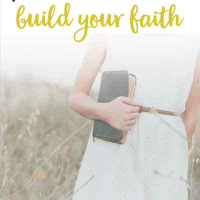 Faith Routines to help women connect with God and build your faith