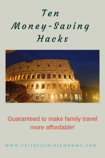 Money-Saving Hacks to save on Family Vacations