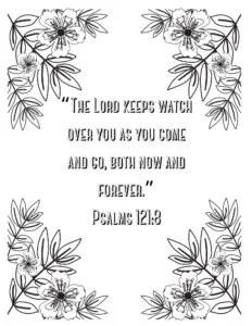 Psalms 121:8