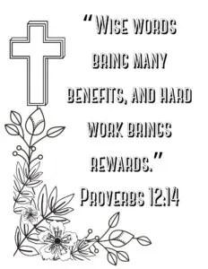 Proverbs 12:14