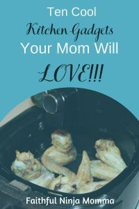 Cool Kitchen Gadgets for Mom