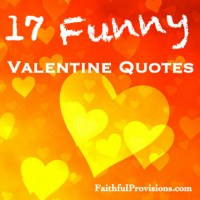 funny sayings about valentines day