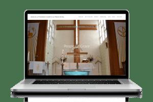 Grace Lutheran Upland Website