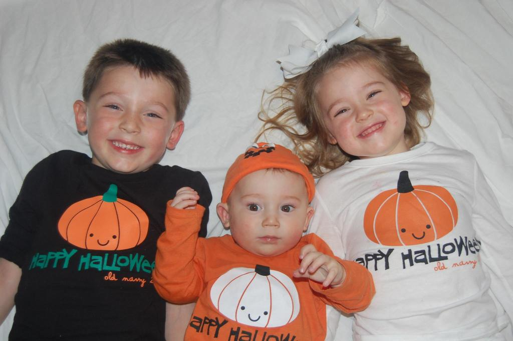 Johnson Kids Halloween Shirts