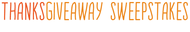Thanksgiveaway Sweepstakes | Faith, Hope, Love, and Luck Survive Despite a Whiskered Accomplice