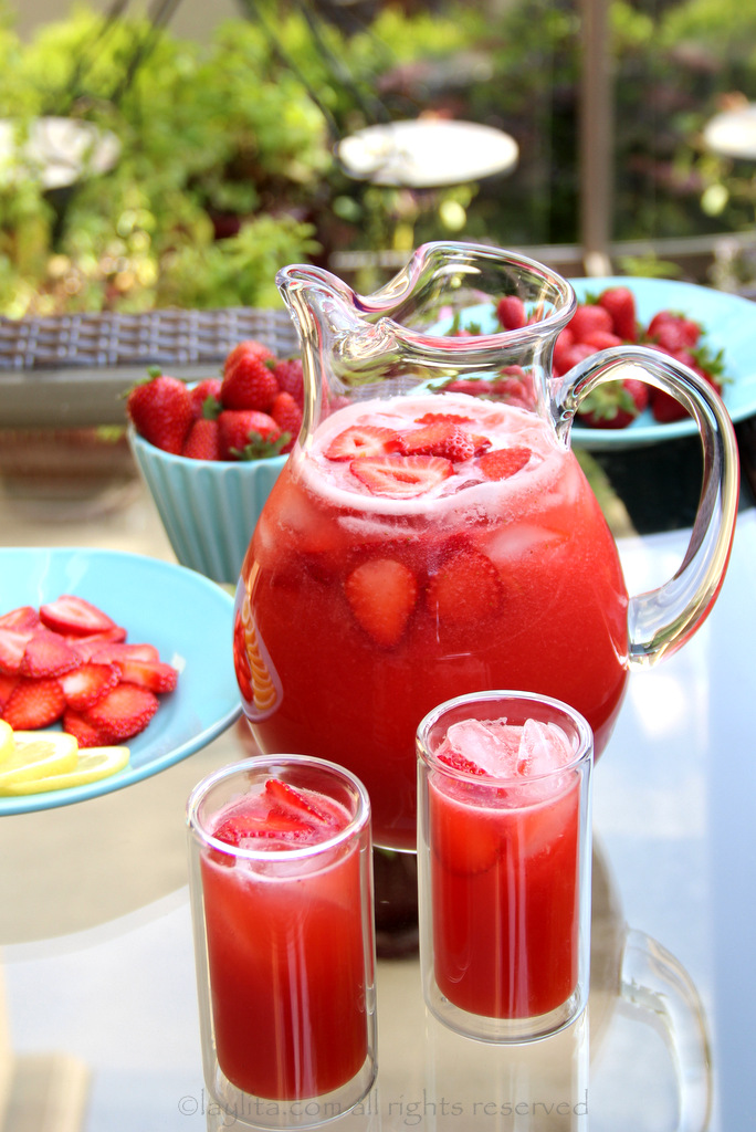 Strawberry Lemonade | Faith, Hope, Love, and Luck Survive Despite a Whiskered Accomplice