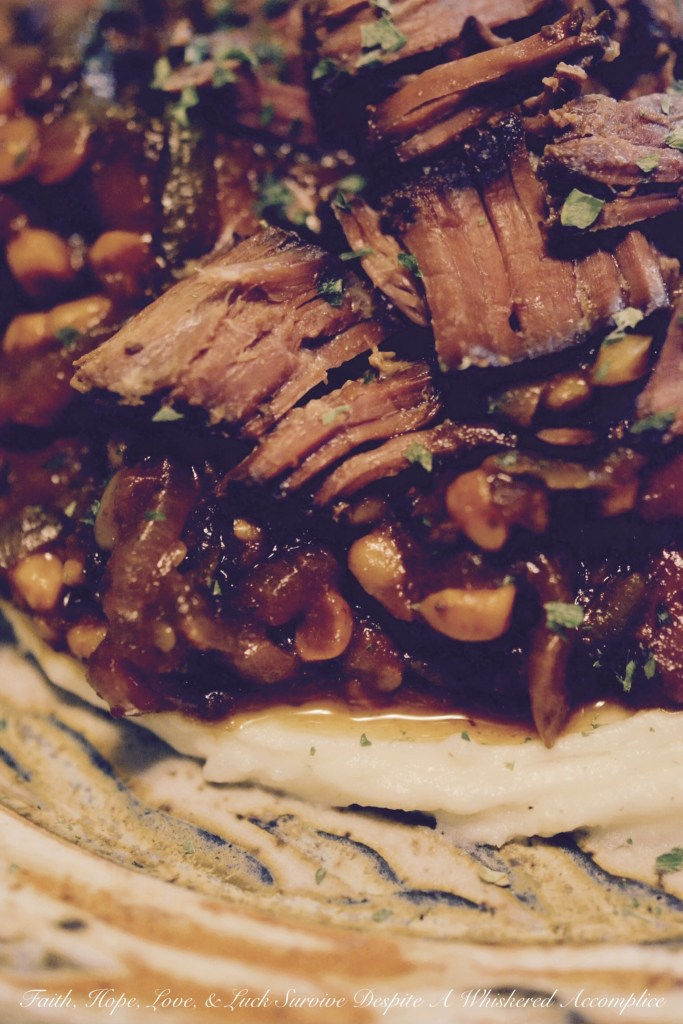"""Dump It All In"" Crockpot Sirloin 