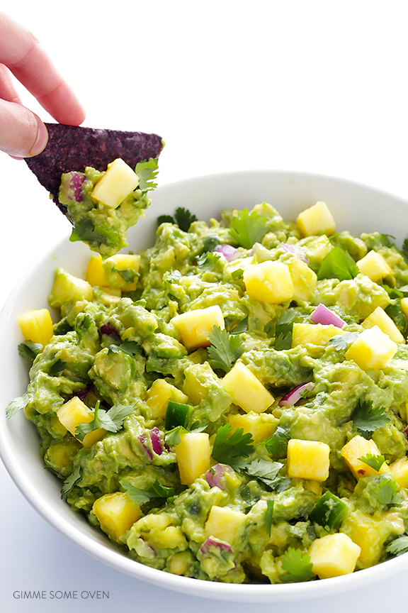 Pineapple Guacamole | Faith, Hope, Love, and Luck Survive Despite a Whiskered Accomplice