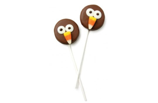 Make'n Mold Turkey Pops | Faith, Hope, Love, and Luck Survive Despite a Whiskered Accomplice