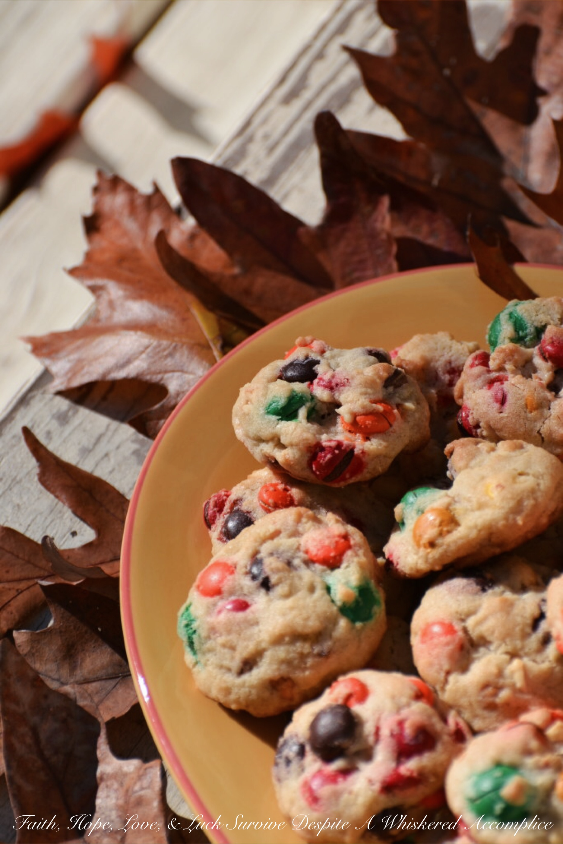 Thanksgiving Leftovers Cookies
