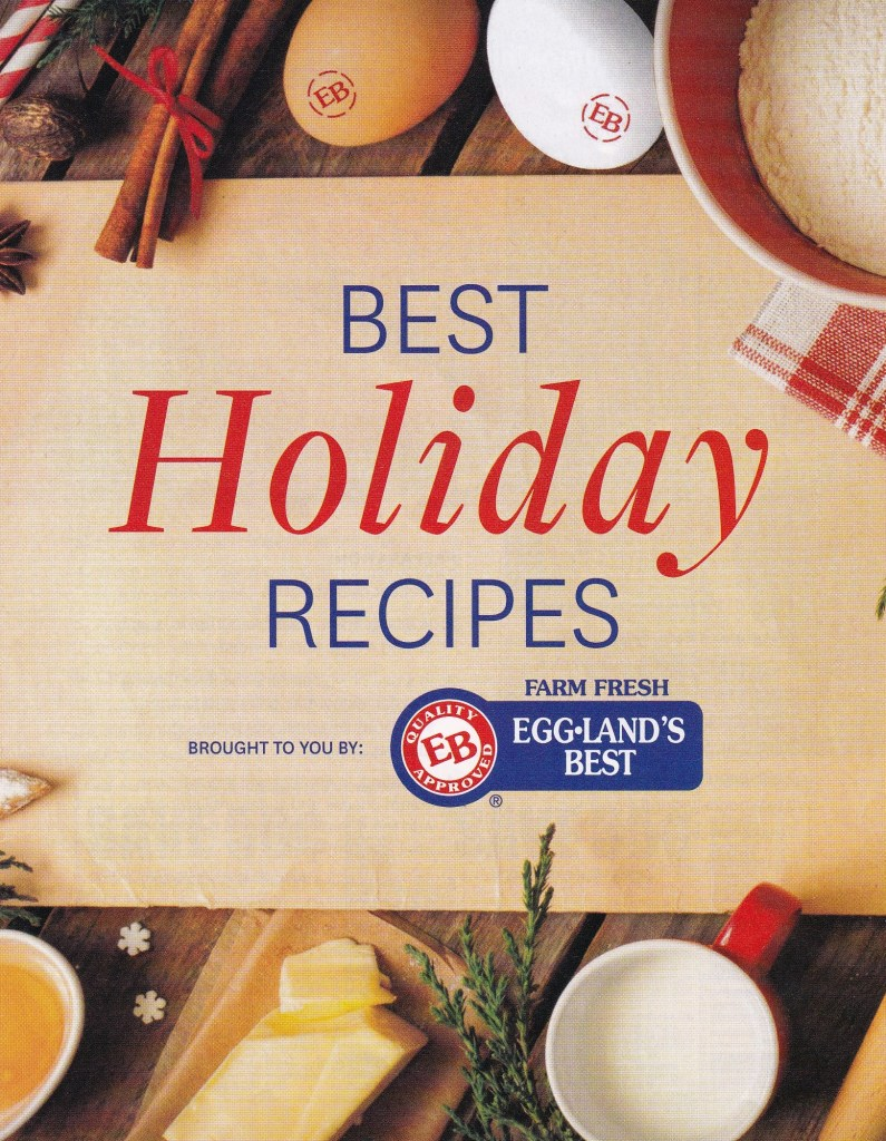 Eggland's Best Holiday Recipes | Faith, Hope, Love, and Luck Survive Despite a Whiskered Accomplice