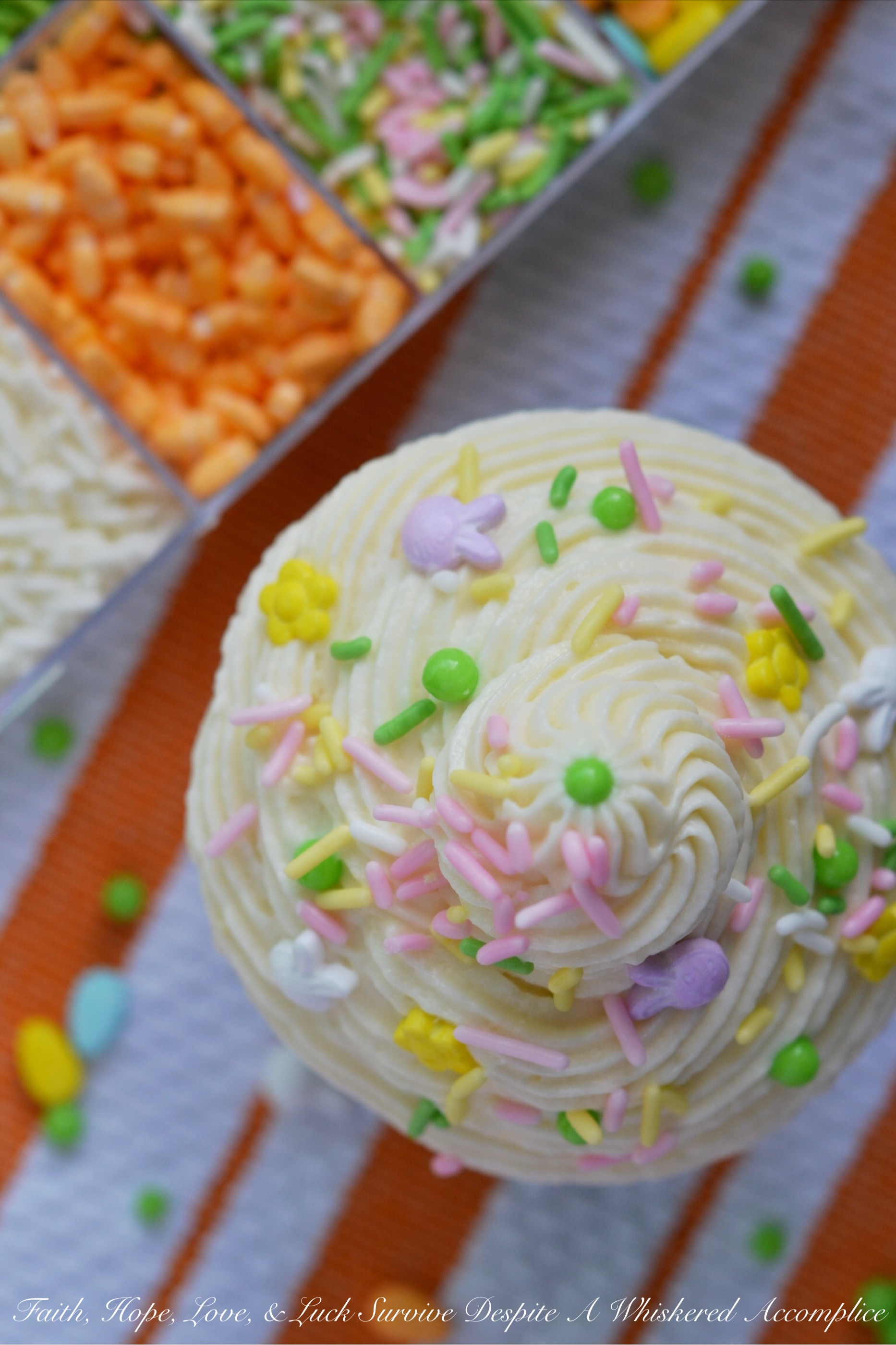 DYO Vanilla Irish Brown Butter Cupcakes
