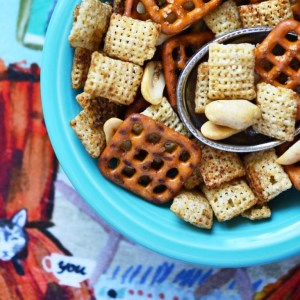 Instagram - Crockpot Rice Chex Mix | Faith, Hope, Love, and Luck Survive Despite a Whiskered Accomplice