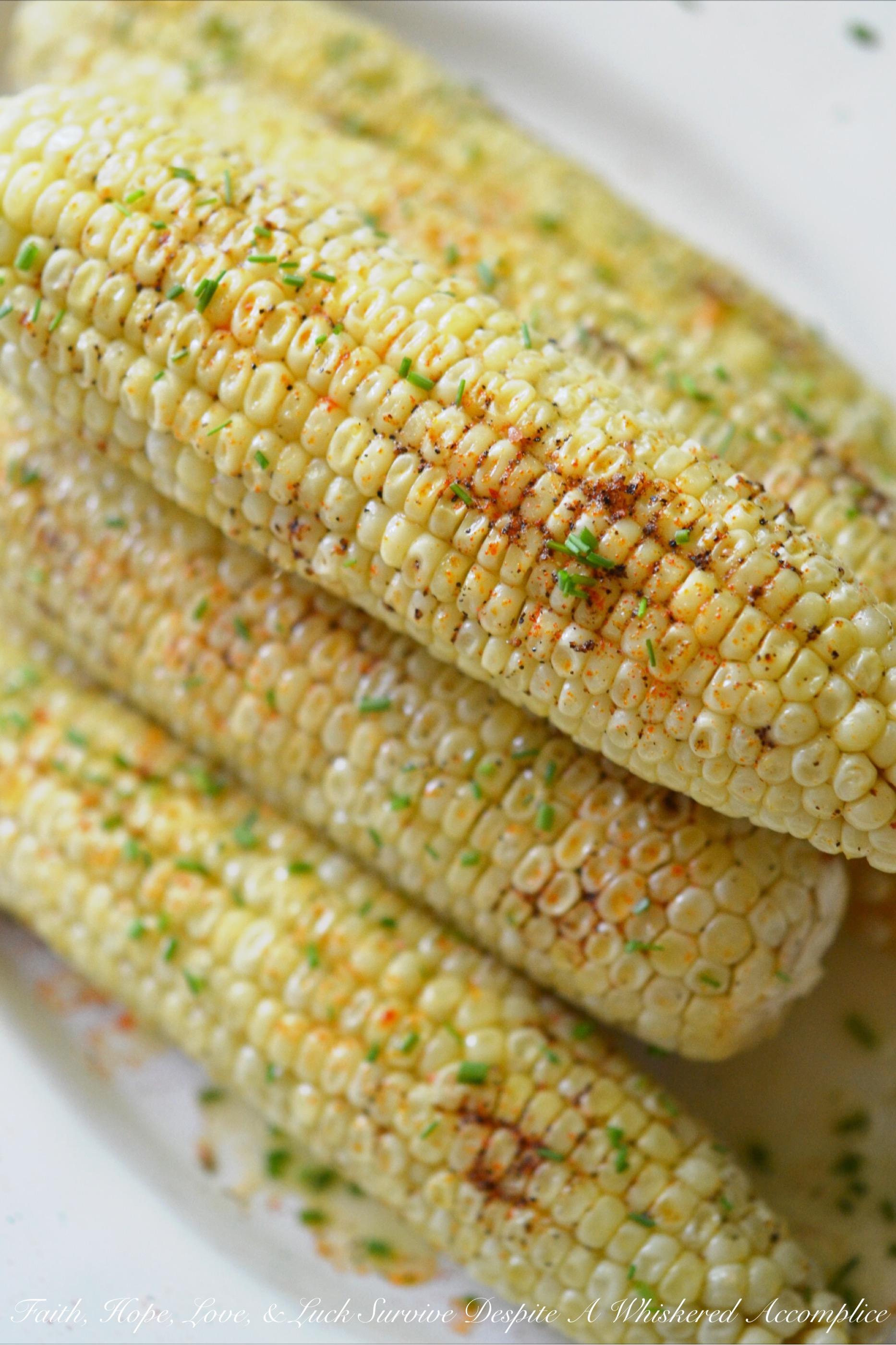 Summer Crockpot Crazy Corn