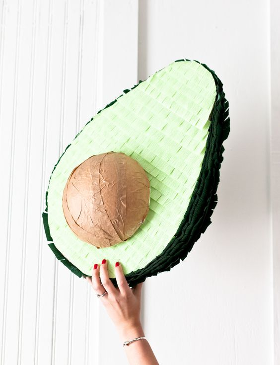 Avocado Pinata - Healthfully Ever After