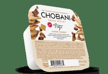 Chobani Flips S'more S'mores