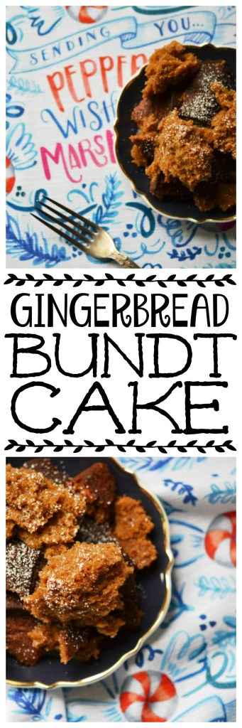This light and airy holiday Bundt cake is moist, flavorful, and has just the right touch of cinnamon, nutmeg, and ginger to make it memorable.