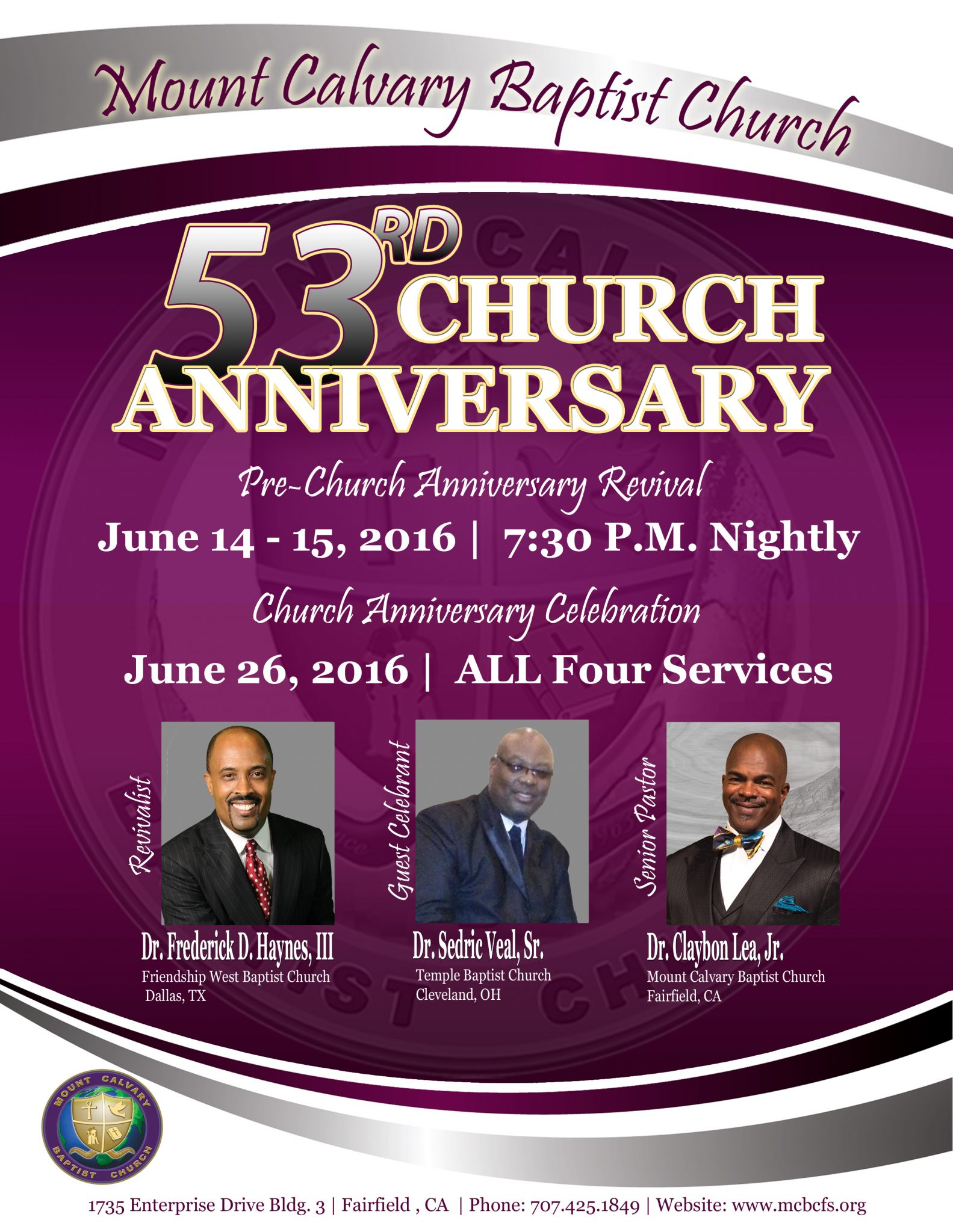 Black Church Choir Anniversary Poems