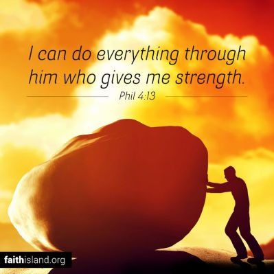 Inspirational Bible Quotes Amusing Inspirational Bible Verses With Pictures  Faith Island