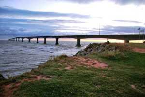 Confederation Bridge Prince Edward Island