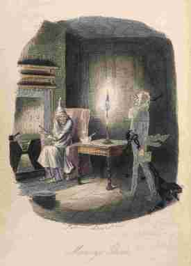 Markey's Ghost - A Christmas Carol - Dickens