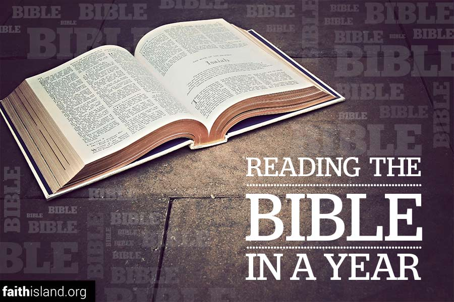 Reading the Bible in a Year