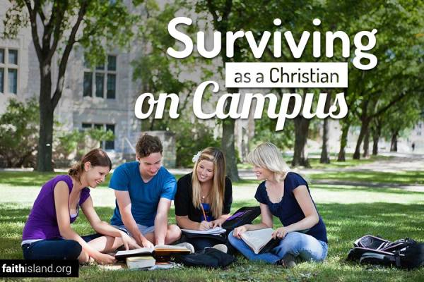 Surviving as a Christian on campus