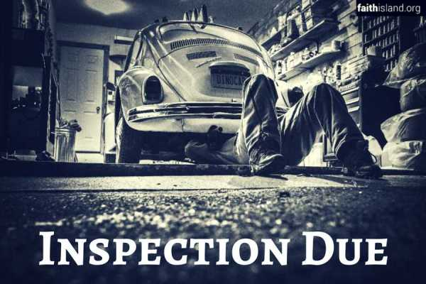 Inspection Due