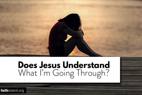 Does Jesus Understand What I'm Going Through?