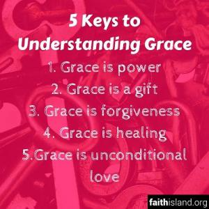 Keys to Understanding Grace