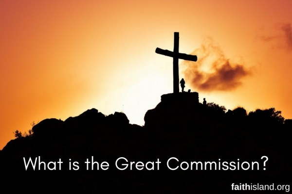 What is the Great Commission?