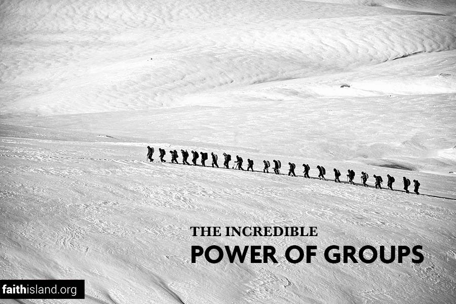 The Incredible Power of Groups