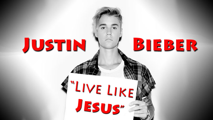 Image result for justin bieber and christianity