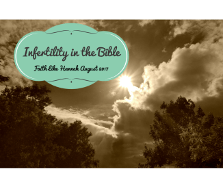 Infertility in the Bible (1)