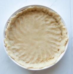 Shortbread crust recipe