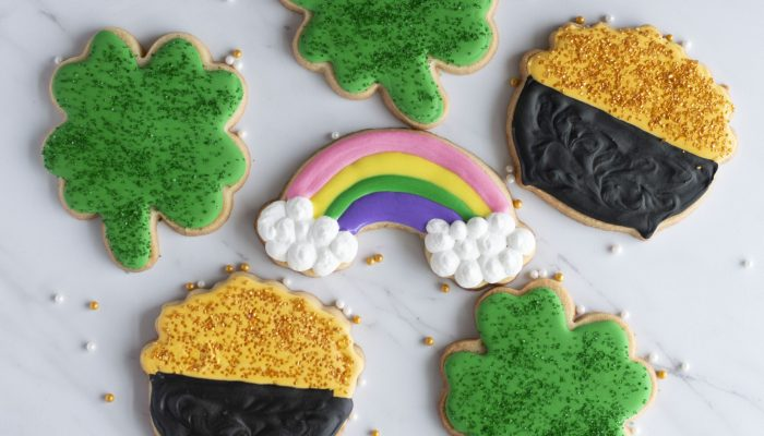 How to decorate Saint Patrick's Day cookies