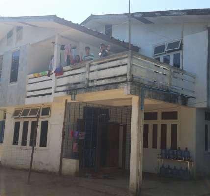 Children's home in Myanmar