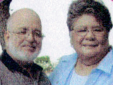 Faith Ministry founder Deantin and Lidia current day