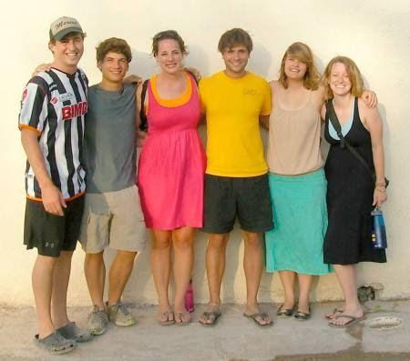 Our summer interns in Reynosa