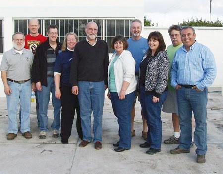 The Board of Directors meeting in Reynosa