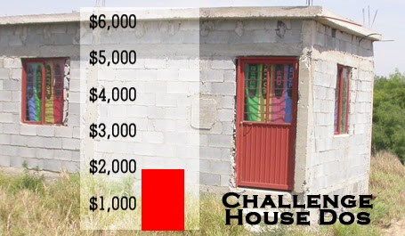 Challenge House Dos to raise money for homes in Mexico