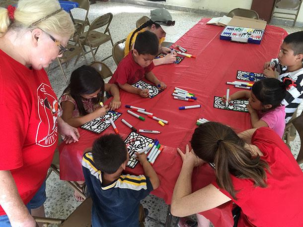 Hosting VBS in Reynosa