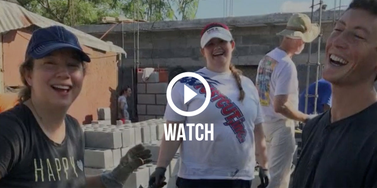Celebrating National Volunteer Week with Faith Ministry in Mexico